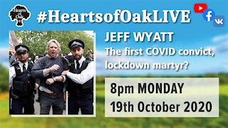 Livestream with Jeff Wyatt 19.10.20