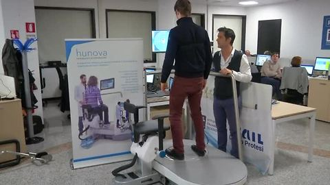Robotic rehab platform can help predict injury risk