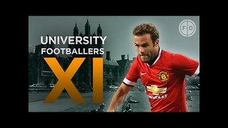 University Footballers XI - Video