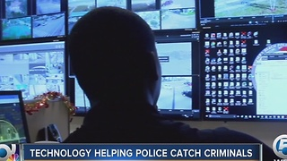 Technology helping police catch criminals - Video