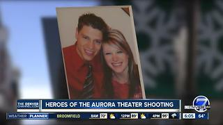 'Get down and stay down:' Heroes remembered on 5th anniversary of theater shooting - Video