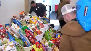 Dog Food Donation - Video