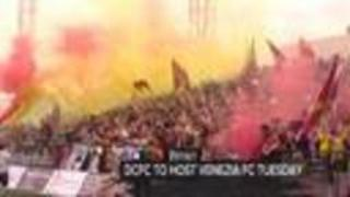 Detroit City FC hosting international friendly Tuesday - Video