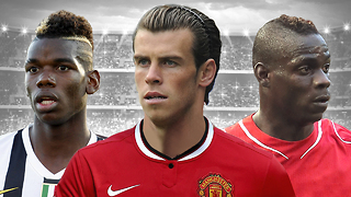 Transfer Talk | Gareth Bale to Manchester United for £90m? - Video
