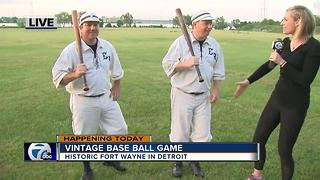 Vintage Base ball - Video