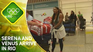 Rio 2016: Rio welcomes the athletes - Video