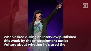 Eminem Admits Using Gay Hook-Up App - Video