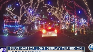 Palm Beach Gardens neighborhood moves past Christmas lights traffic woes - Video