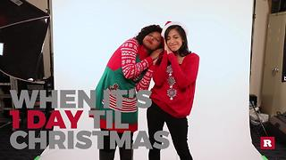 Generation Gap's countdown to Christmas: 1 Day - Video