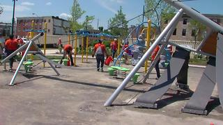 Eager Park Playground