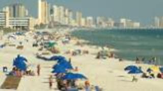 A Day at Panama City Beach - Video