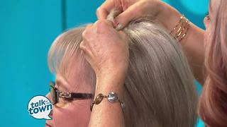 Thicker, Fuller Hair for Thinning or Balding Hair - Video