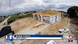 Habitat for humanity builds home in 7 days - Video