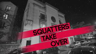 Squatters revive abandoned Paris theater - Video
