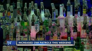 Increased OWI enforcement ready for New Year's Eve - Video