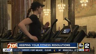 5 ways to stick to your fitness resolutions beyond January 31 - Video