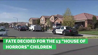 "Fate Decided for the 13 ""House of Horrors"" Children - Video"