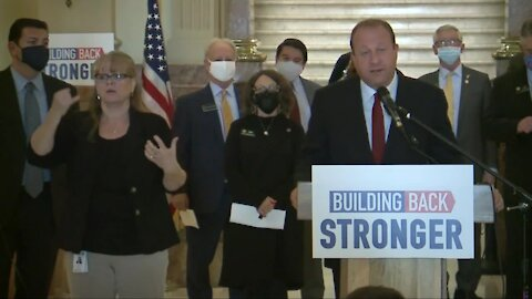 Colorado officials announce launch of Build Back Stronger listening tour