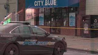Weekend shootings push Cleveland homicide rate higher - Video