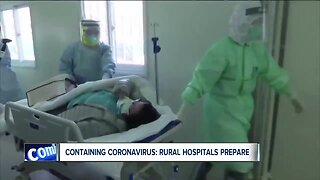 Smaller hospitals are ready for Coronavirus patients