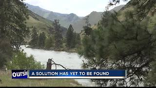 Riggins, Idaho facing crappy situation with human waste disposal issues - Video