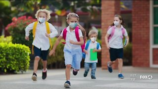 CDC updates distancing guidelines for schools
