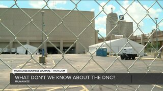 What don't we know about the DNC?