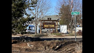 A Video Visit to Beautiful Sisters, Oregon