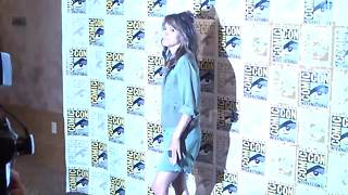 Halle Berry attends day one of 2017 Comic-Con in California - Video