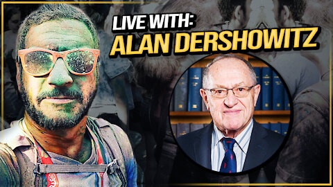 Live with Alan Dershowitz - From OJ to Epstein, and more!