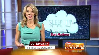 Sleep Tip Of The Day 7/10/17 - Video