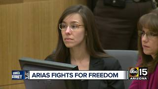 Appeal by Jodi Arias cites 'circus-like atmosphere' at trial - Video