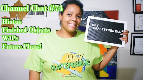 Channel Chat 74 Updates FO WIPs and an Unboxing
