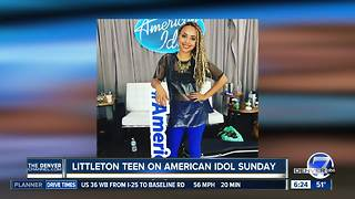 American Idol contestant from Colorado is a huge fan of Katy Perry - Video