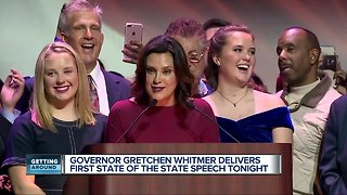 Governor Gretchen Whitmer to deliver State of the State Address tonight