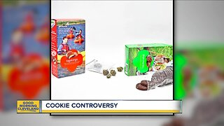 Girl Scout cookie controversy