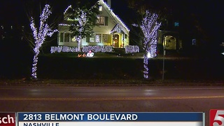 2016 Ann Chapman Holiday Lights Contest #2 - Video