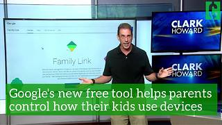 Family Link by Google let's parent's control how their kids use devices - Video