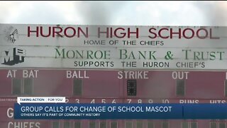 Some want Huron mascot changed, others do not