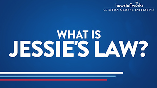HowStuffWorks: What is Jessie's Law? - Video