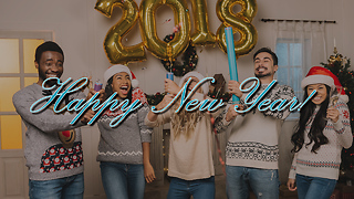 New Year Greeting 2 - Video