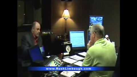 Rush Interviews Mark Levin About His Book, Rescuing Sprite In 2007