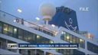 Dirty Dining: 10 FL cruise ships hit with norovirus this last year & still passed inspections - Video