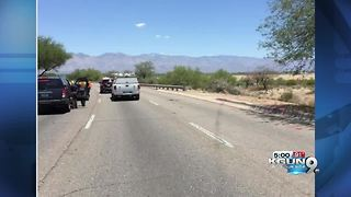 Police investigating fatal crash near Alvernon and Ajo - Video