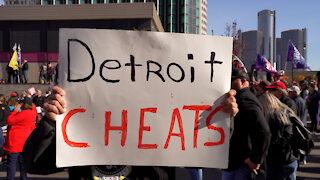 Eyewitness Accounts Detroit Election Fraud 2020 ACTIVE MILITARY VOTE TAMPERING