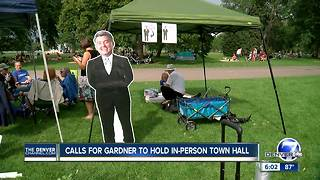 Sen. Cory Gardner hosting telephone town hall meeting Wednesday evening - Video