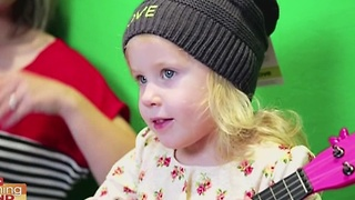 The Giving Hat helps St. Jude's Childrens Research Hospital - Video