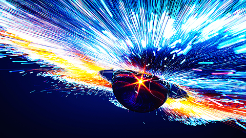 What Does It Sound Like When Black Holes Smash Into Each Other?