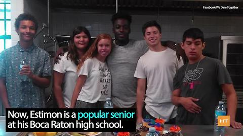 High school starts club to make sure no one eats lunch alone | Hot Topics