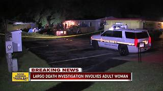 Deputies: Woman found dead inside Pinellas County residence